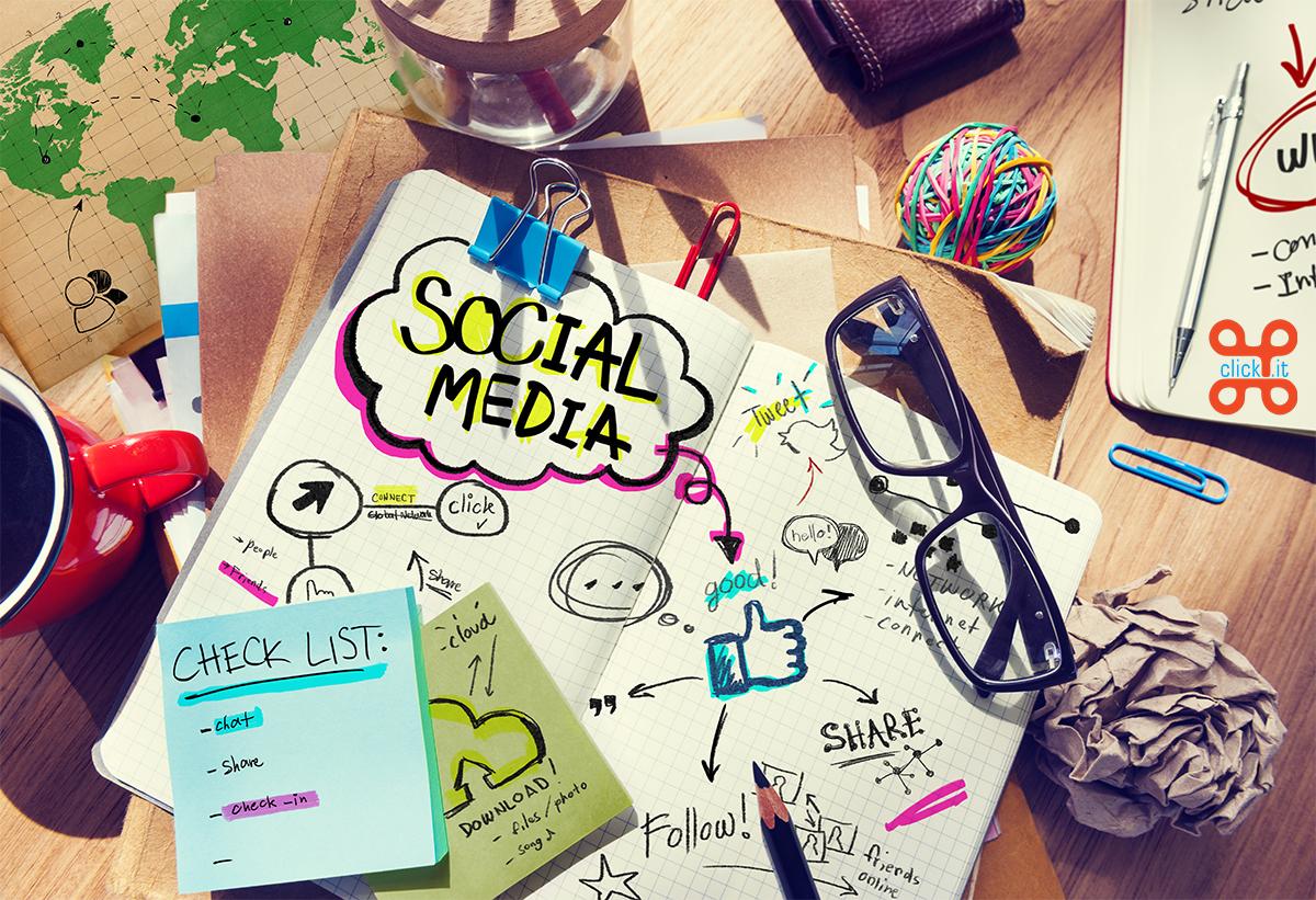 gestione di un canale social media
