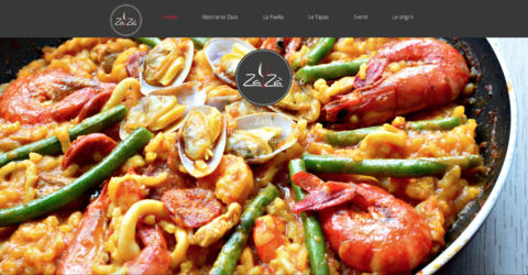 Sito web Zazà